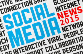 Your 2015 Social Media Marketing News